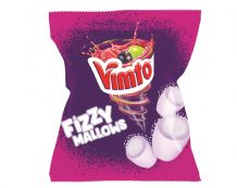 Vimto Fizzy Mallows 100g